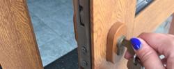 Denham locks change