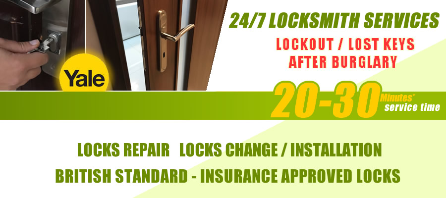 Hillingdon locksmith services